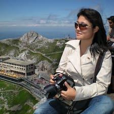 Profil utilisateur de Luciana Beatriz