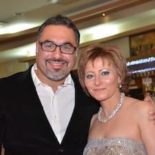 Profil korisnika Samiya & Farbod