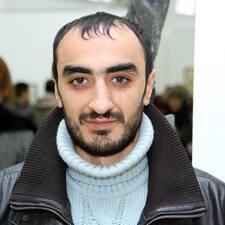 Profil utilisateur de Aram