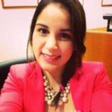 โพรไฟล์ผู้ใช้ Ana Gabriela