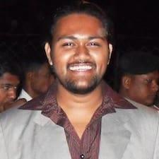 Ashani - Uživatelský profil