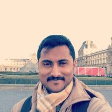 Profil utilisateur de Sangamesh
