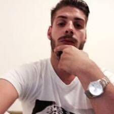 Yoann felhasználói profilja