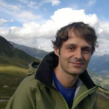 Profil Pengguna Jens Friedrich