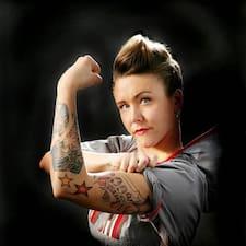 Profil utilisateur de Nina Paninnguaq Skydsbjerg