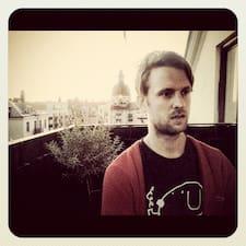 Profil utilisateur de Fredrik