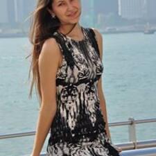 Angelina User Profile