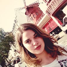 Maria Paz User Profile
