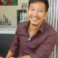 Sek Thim - Uživatelský profil
