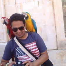Profil utilisateur de Shiv