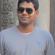 Vignesh felhasználói profilja