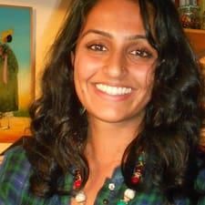 Profil korisnika Aparna