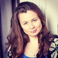 Профиль пользователя Olga
