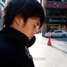 Nutzerprofil von Yuta