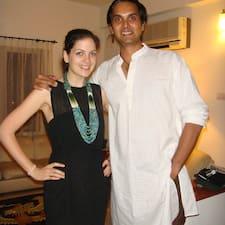 Profil utilisateur de Sriram+Catherine