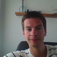 Gert felhasználói profilja