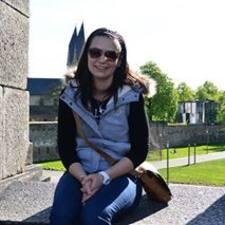 Judit felhasználói profilja
