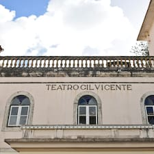 Casa Do Teatro User Profile