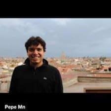 Профиль пользователя Pepe
