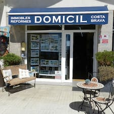 Domicil Costa Brava User Profile