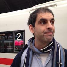Perfil do usuário de Christophe