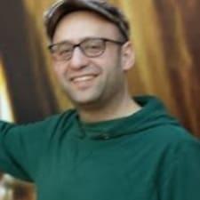 Mordechai felhasználói profilja