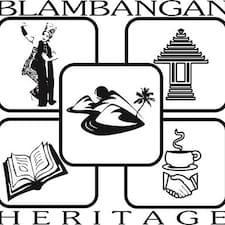 Blambangan es el anfitrión.