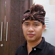 Komang คือเจ้าของที่พัก