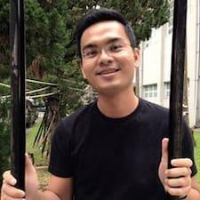 Gebruikersprofiel Po-Liang
