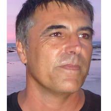 Profil utilisateur de Jean-Marie