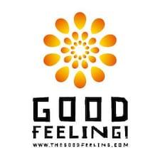 Good Feeling ist der Gastgeber.