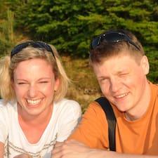 Profil Pengguna Marianna & Piotr