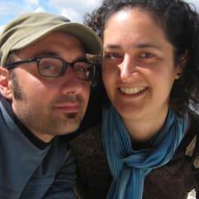 Henkilön Patricia + Andres käyttäjäprofiili