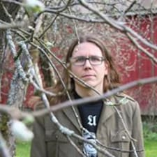 Henkilön Antti käyttäjäprofiili