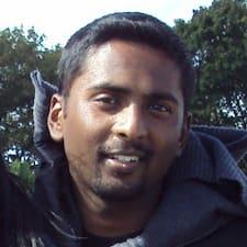 Profil utilisateur de Priyananth