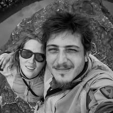Ana & Jon Brugerprofil