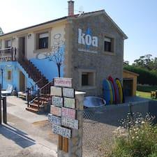 Apartamento Koa Escuela D Surf-Somo ist der Gastgeber.