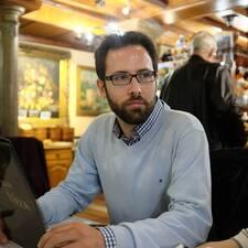 Gebruikersprofiel Maurizio