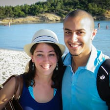 Profil utilisateur de Mohamed & Florence