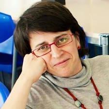 Xtina Brukerprofil