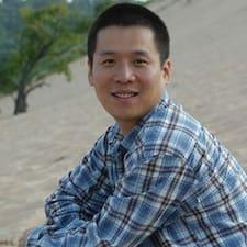 Henkilön Donghui käyttäjäprofiili