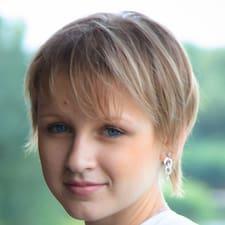 Profil utilisateur de Alexsandra
