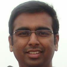 Perfil de usuario de Anand