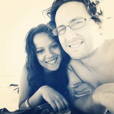 Jon & Ankita User Profile