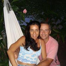 Profil utilisateur de Giselle & Jorge