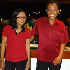 Suardana User Profile