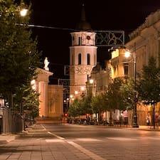 Old Town Apartments In Vilnius คือเจ้าของที่พัก
