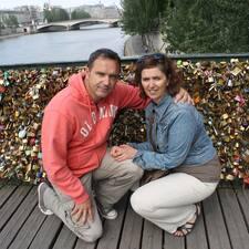 Fabrice&Valérie — хозяин.
