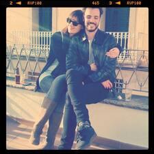 Alexandra & Carlos是房东。