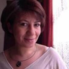 Profil utilisateur de Radhia